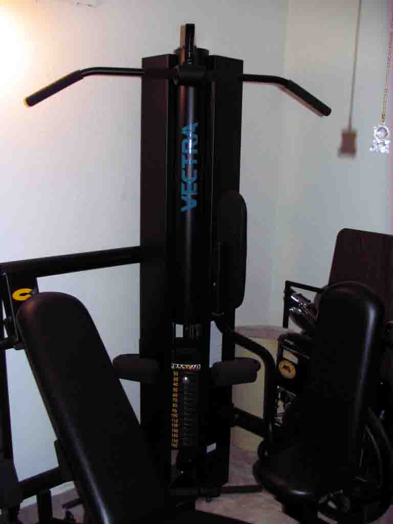 Vectra c home gym for sale or trade non hunting